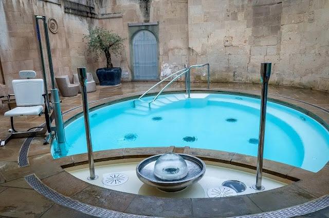 new spa complex Bath (england)