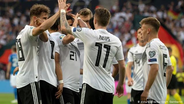 Germany vs Estonia