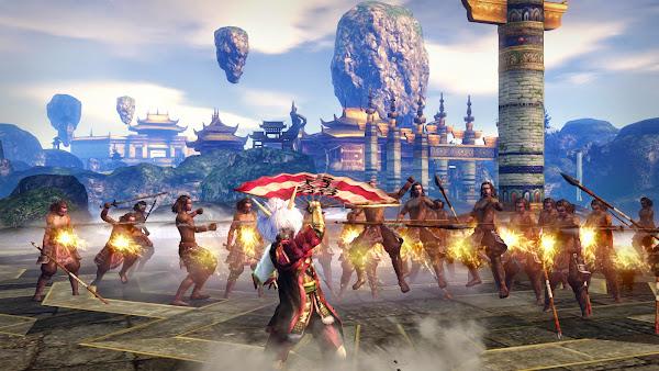 Warriors Orochi 3 Ultimate PSN (USA+DLC) PS3 ISO Screenshots #5