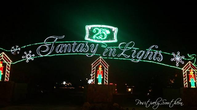 Positively Southern Callaway Gardens Fantasy In Lights