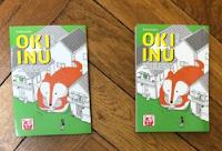 "BAO Publishing : vinci gratis copie del manga ""Oki Inu"" di Sukeracko"