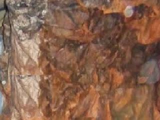 ديكور بالخيش-ديكور مغارة-صخور مجسمة-خطوات-طريقة عمل