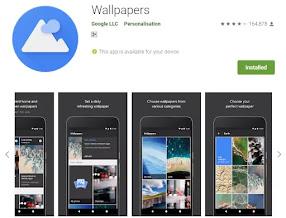Wallpaper By Google