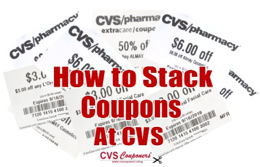 How To Stack Coupons at CVS?