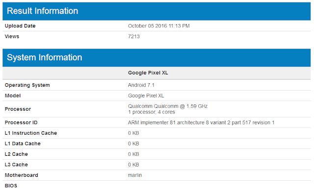 Uji Benchmark - Performa Google Pixel kalah dengan Smartphone lawas