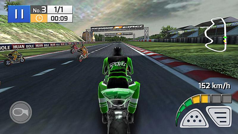 Real Bike Racing MOD APK terbaru