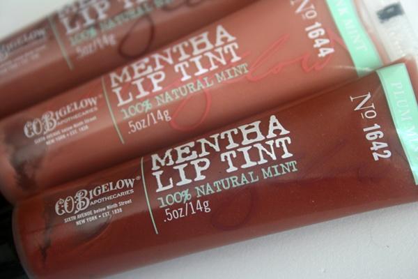 Mentha Lip Tint Plum Mint Free Panty by co bigelow #8