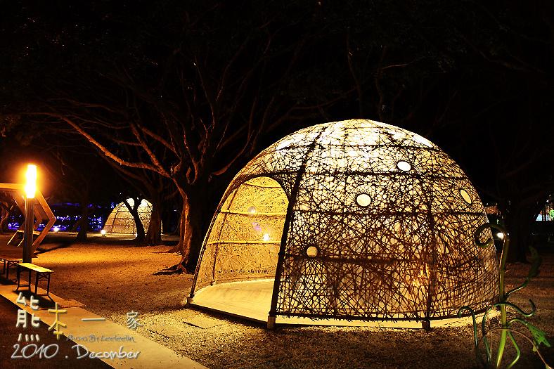 花博新生園區|林下花圃花海區|日夜景~園區泛景