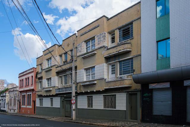 Edifício Leodoro da Silva - fachada