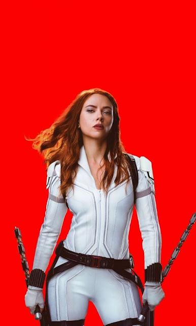 Scarlett Johansson as Black Widow HD Wallpaper