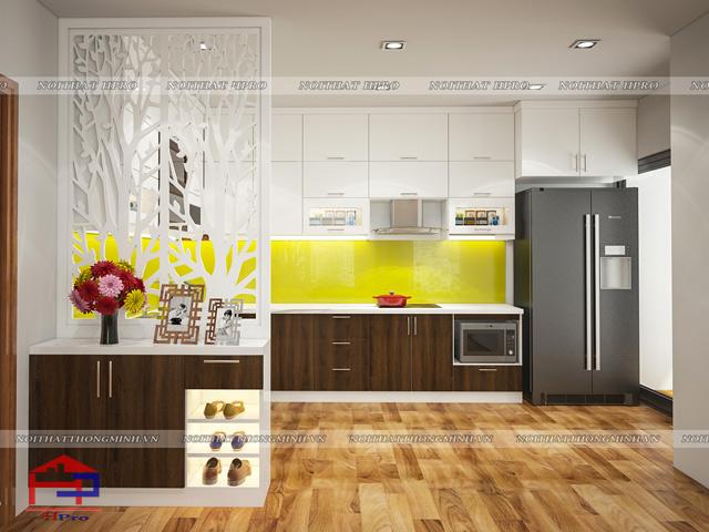 Mẫu thiết kế tủ bếp nhựa laminate-6