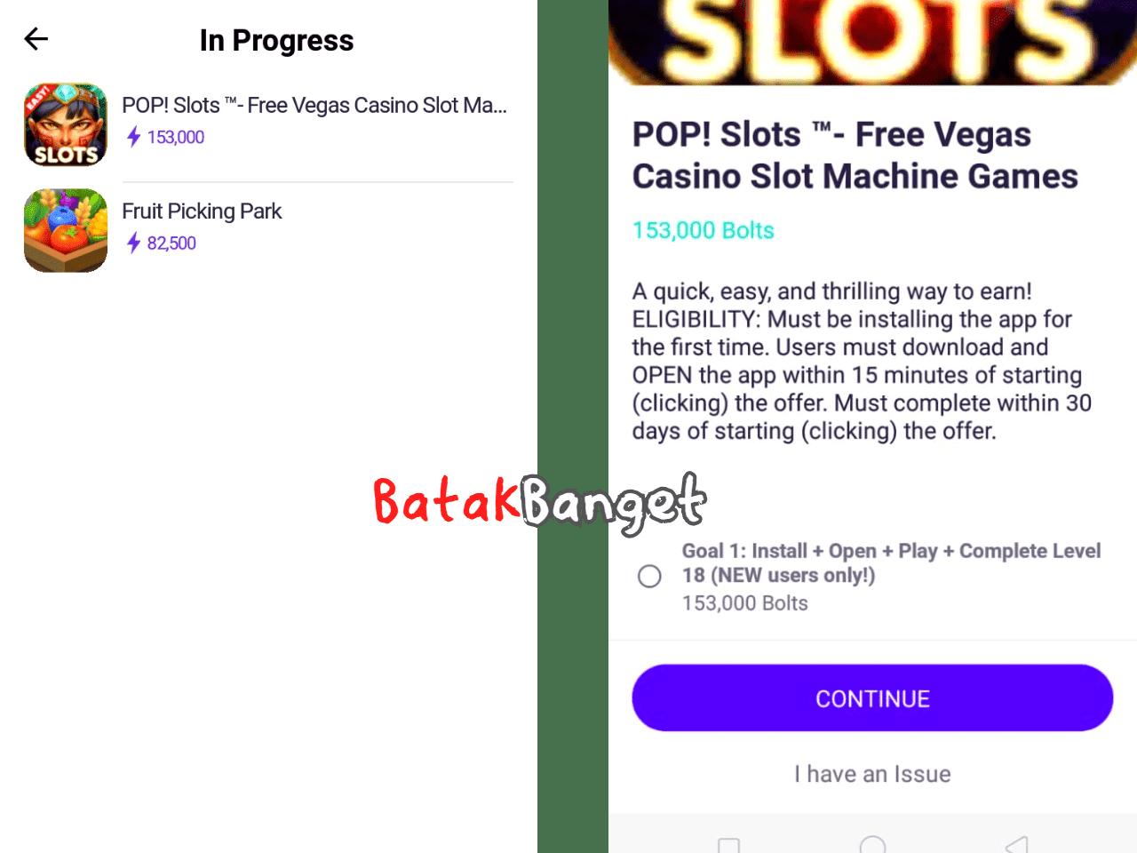 StormX, Aplikasi yang membayar Bitcoin