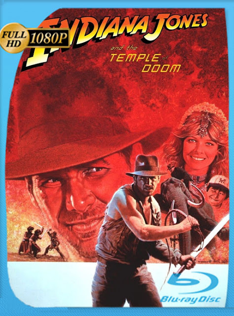 Indiana Jones 2: El templo de la perdición (1984) HD [1080p] latino [Google Drive] Panchirulo