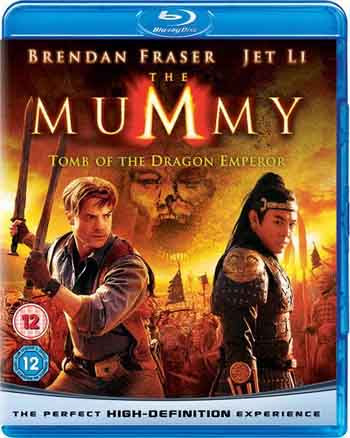 The Mummy 3: Tomb of the Dragon Emperor 2008 480p 350MB BRRip