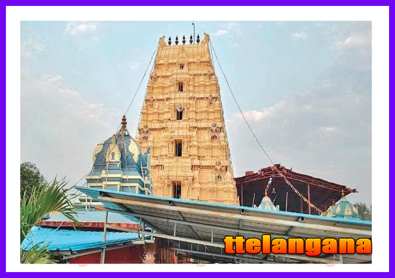 Bhadrachalam Sita Ramachandraswamy Temple Khammam In Telangana India