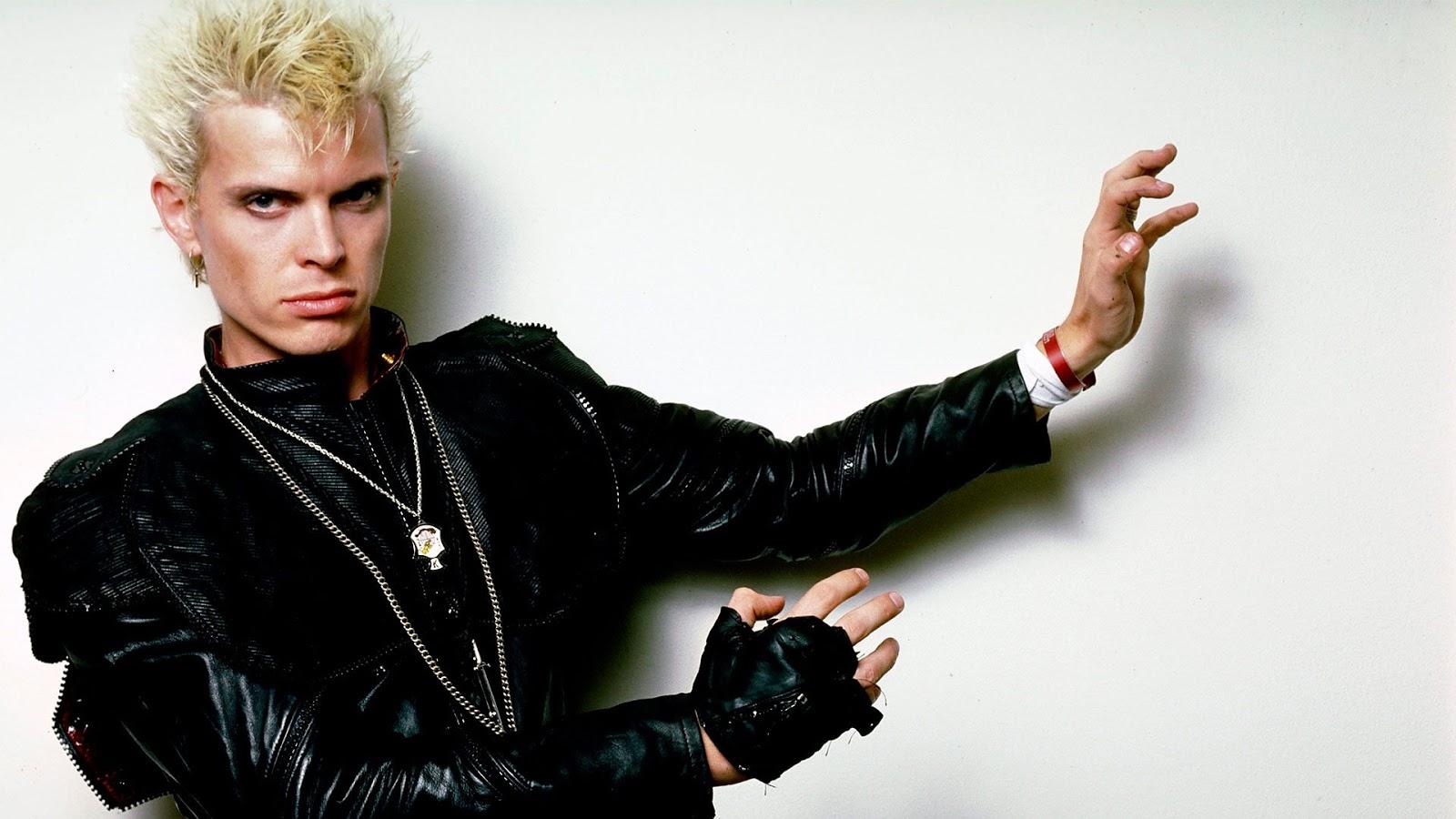Idol Worship Ume Honors Billy Idol S 80s Rock And Punk