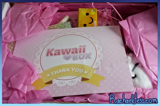 Kawaii Box - October Review