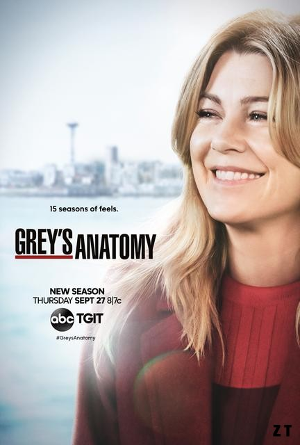 Grey's Anatomy – Saison 15 [Streaming] [Telecharger]