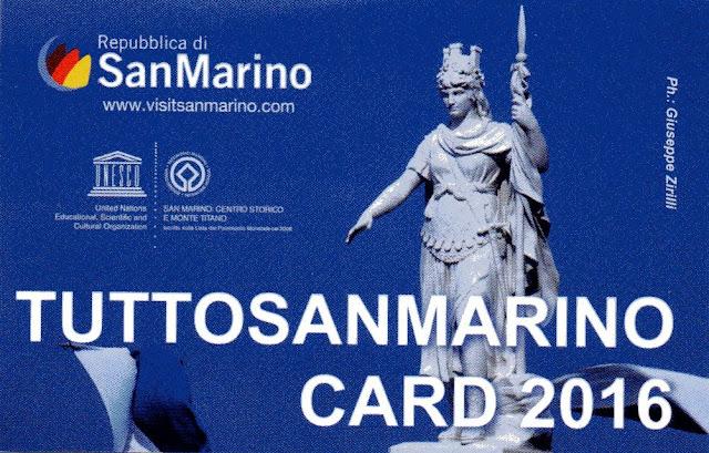 Tutto San Marino Card