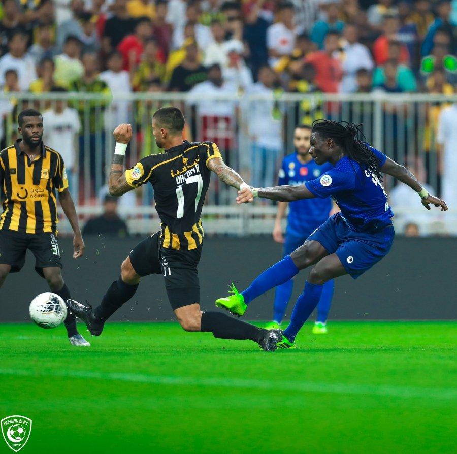 نتيجة مباراة الهلال والتعاون اليوم الخميس 26/09/2019 الدوري السعودي
