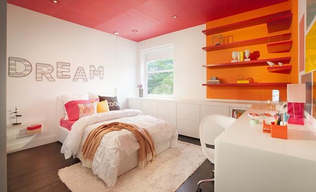 interior design ideas for bedroom teenage girl