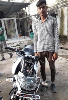 धुलाई सेंटर पर युवक की मारपीट कर गाडी की तोडफोड की