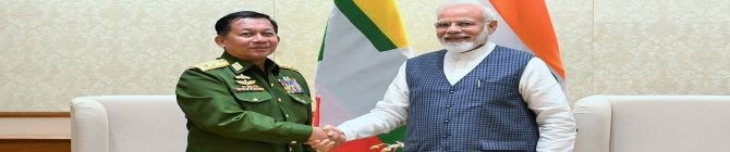 How India Should Handle The Myanmar Crisis, According To Four Top Diplomats