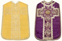 Paris and Lyon: Orphrey Variations in French Vestment Design