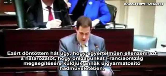 Amikor egy politikus végre igazat mond