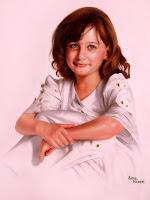 Beautiful Baby Portrait