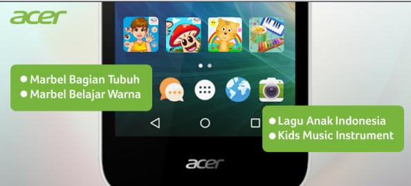 tips anak saat bermain android