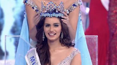 Miss World 2017: India's Manushi Chhillar crowned Miss World 2017