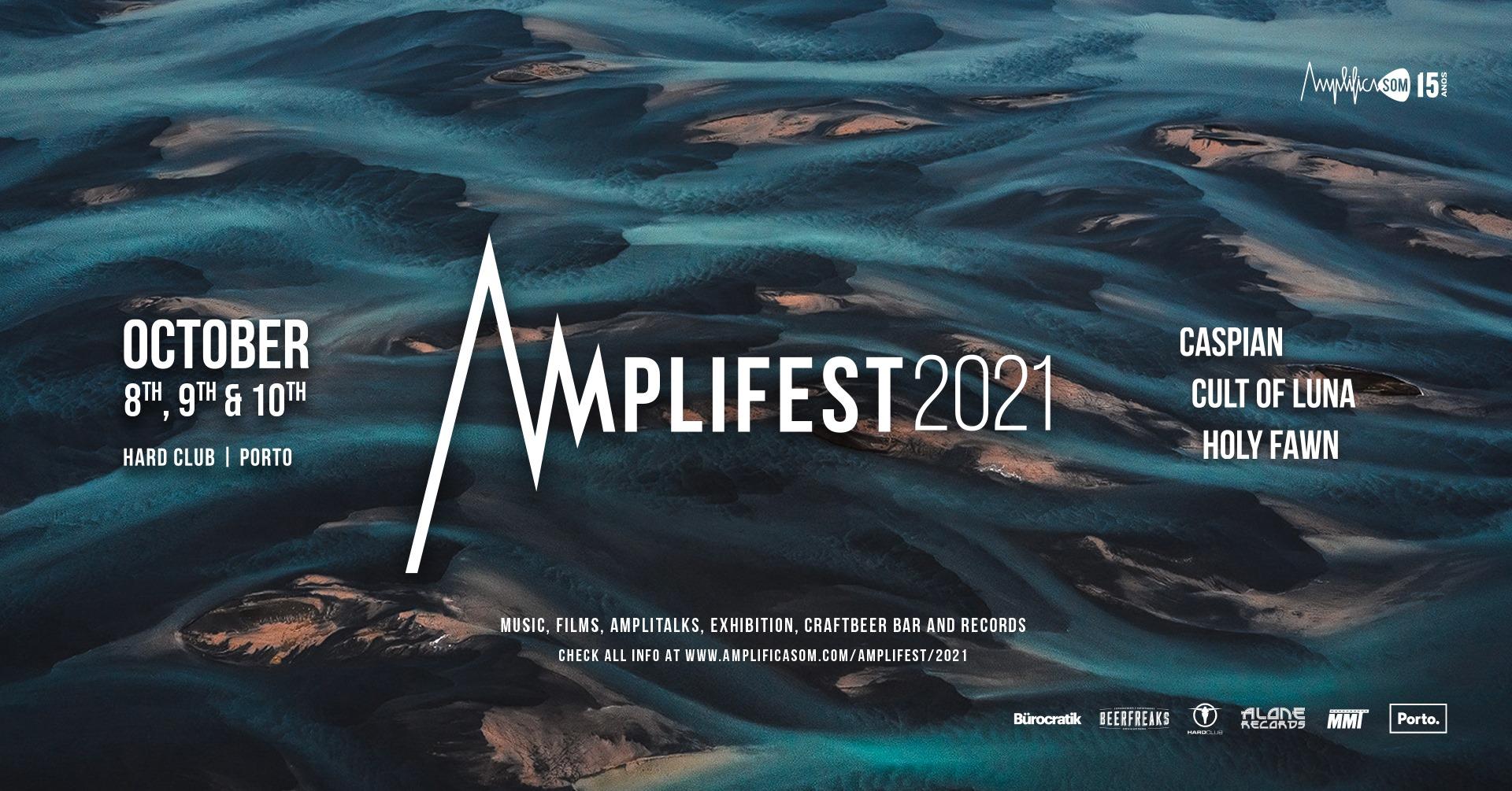 O Amplifest regressa em 2021