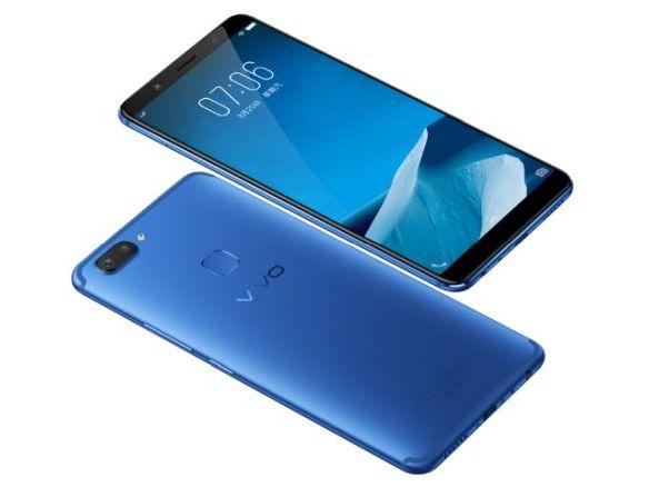 Vivo X20 Blue Color Variant Launched