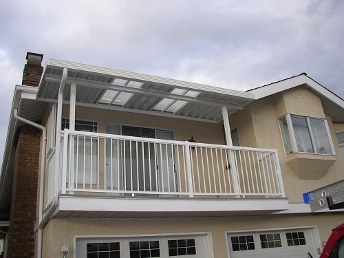 Awnings and Patio Covers: Patio Covers: Where Does the Water Go?