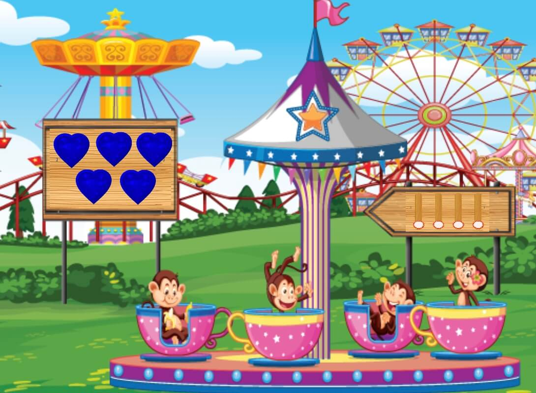 Play Games2Escape Rescue Of Circus Lion