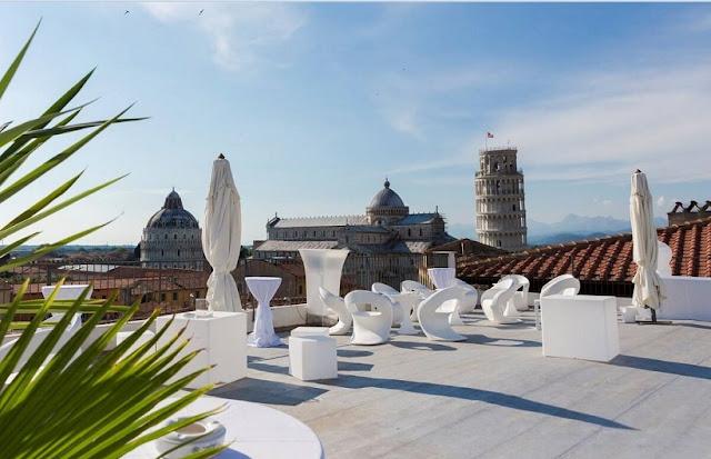 Hotel na região central de Pisa