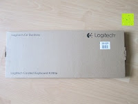 Verpackung: LOGITECH K280e corded Keyboard USB black for Business, QWERTZ, deutsches Layout