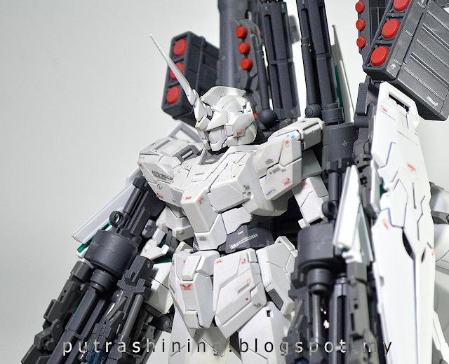 MG 1/100 RX-0 FULL ARMOR UNICORN GUNDAM Ver.Ka by Putra Shining [PART 02]