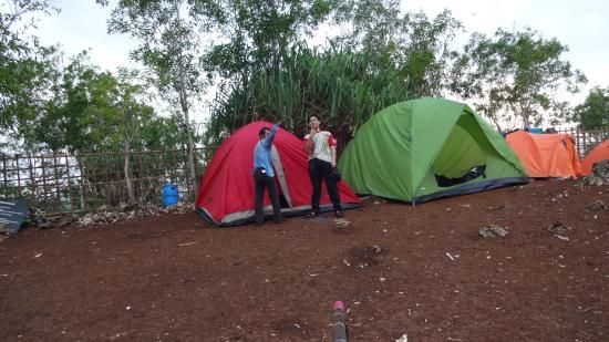 Tenda di bukit kosagora