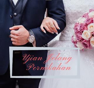 Waspadai 5 Ujian Jelang Pernikahan Berikut Yang Sering Muncul