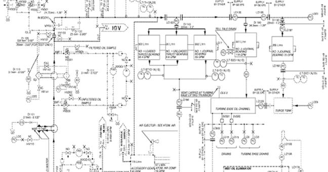 industrial pump diagram
