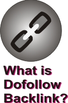 What are dofollow & nofollow back links