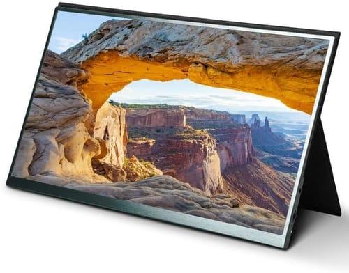 Review HONGO 15 Inch FHD HDMI HDR Portable Monitor