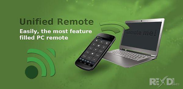 Unified Remote Full  v3.16.3 build 316030 (Patched) PlayStore