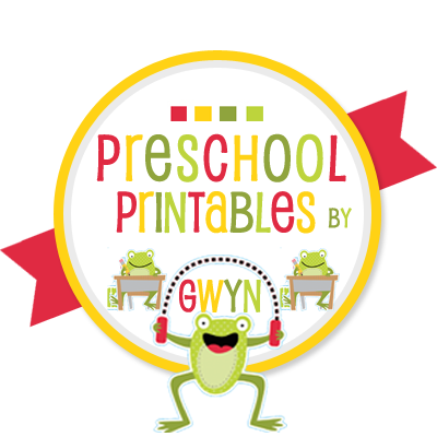 Grab button for Preschool Printables