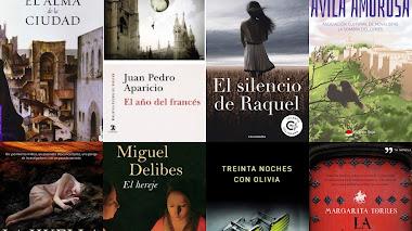 18 novelas ambientadas en Castilla y León