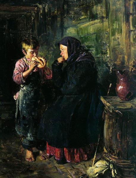 Маковский Владимир Егорович - Свидание. 1883