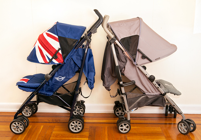 compact stroller comparison review 2016