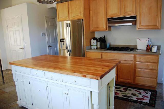 Desain Dapur Mungil Minimalis
